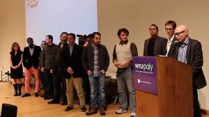NYVGCC Presenting
