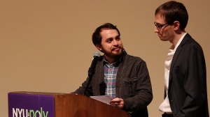 Russ and Plante Presenting