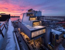 Whitney Museum of American Art - High Line